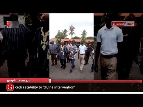 News In Brief 6/5/19 -  Leadership of group championing 'Volta region' independence arrested