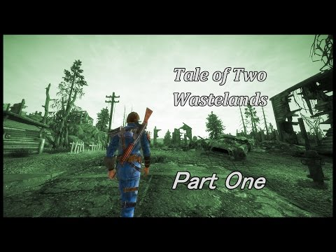 Fallout 3 Tale of Two Wastelands - Part One - Begin Again...