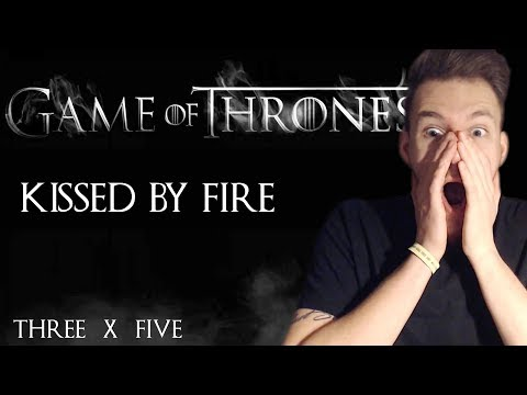 "Game of Thrones: Reaction | S03E05 - ""Kissed By Fire"""