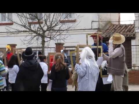 CARNAVAL 2014: Lenguaje pictórico: PINTORES FAMOSOS