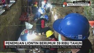 Heboh Penemuan Liontin Berumur 39 Ribu Tahun
