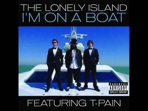 The Lonely Island Ft. T.Pain - I'm On A Boat [HQ]