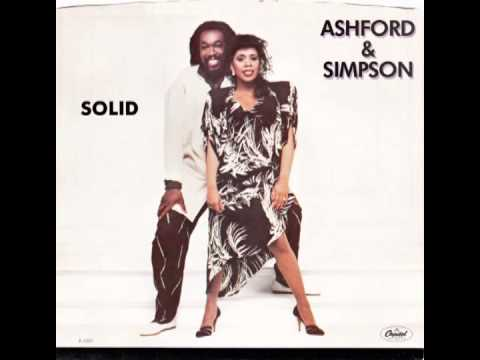 "Ashford & Simpson – ""Solid"" (Capitol) 1984"
