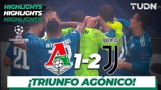 Download Highlights | Lokomotiv 1 - 2 Juventus | Champions League - J4 - Grupo D | TUDN Mp3 and Videos