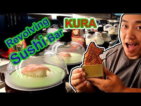 KURA Revolving Sushi Bar In Sacramento