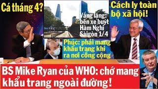 2/4: Việt Nam bị phong tỏa toàn bộ 15 ngày! Virus Vũ Hán phá sản kinh tế VN ra sao?Nhiều ca nhiễm!