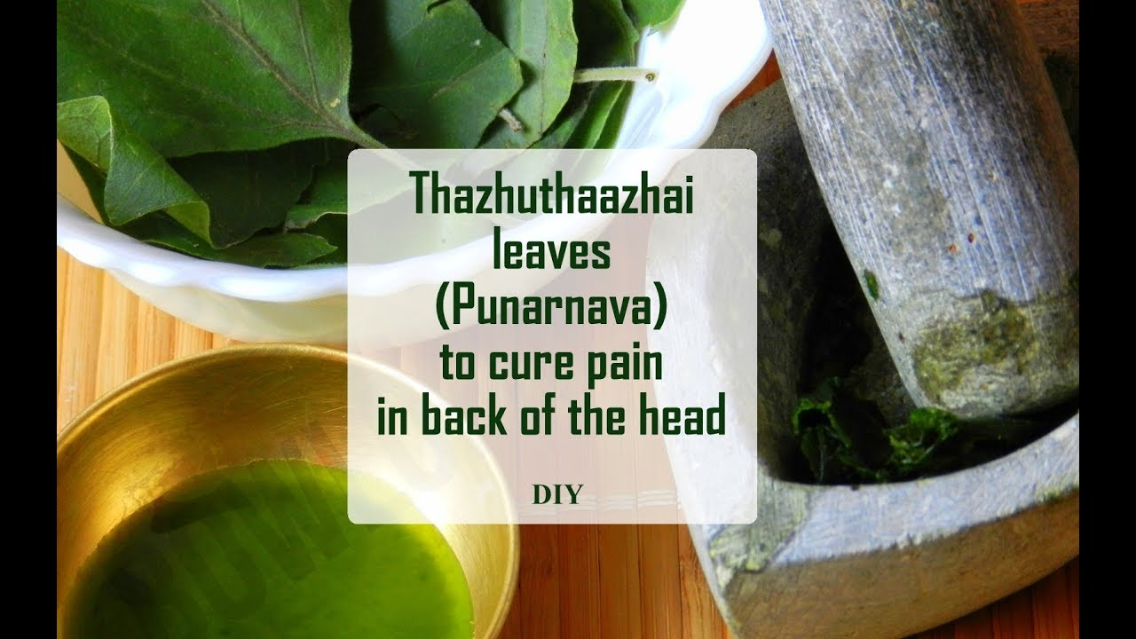 How to cure the head