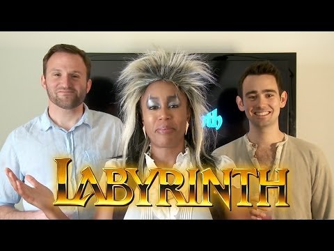 Labyrinth Drinking Game!  Movie Buzz