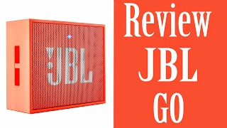 Unboxing and review: JBL Go bluetooth speakers INDIA