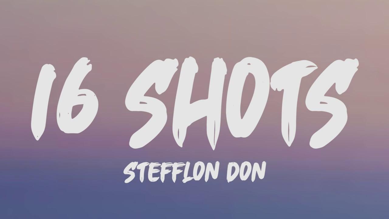 Download Stefflon Don - 16 Shots (Lyrics)