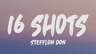 Download lagu Stefflon Don - 16 Shots (Lyrics)