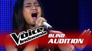 """Eltasya Natasha """"Unconditionally"""" I The Blind Audition I The Voice Indonesia 2016"""