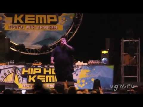 Action Bronson live @ Hip Hop Kemp 2014.08.23