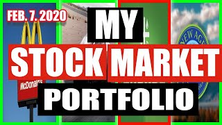 My Stock Market Portfolio Update | Why I Sold ALL of my #NIO shares & More!