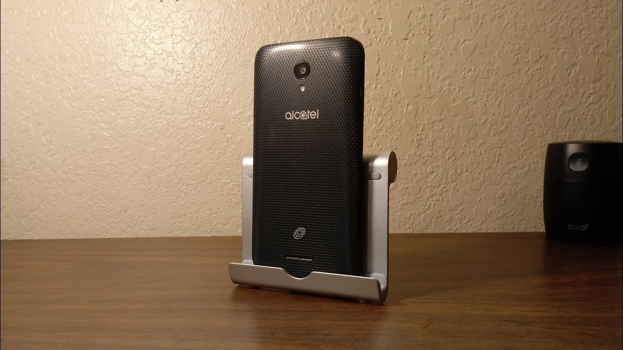 Alcatel Raven LTE Review