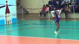 Спортивная аэробика. Красноярск 2014-05-17