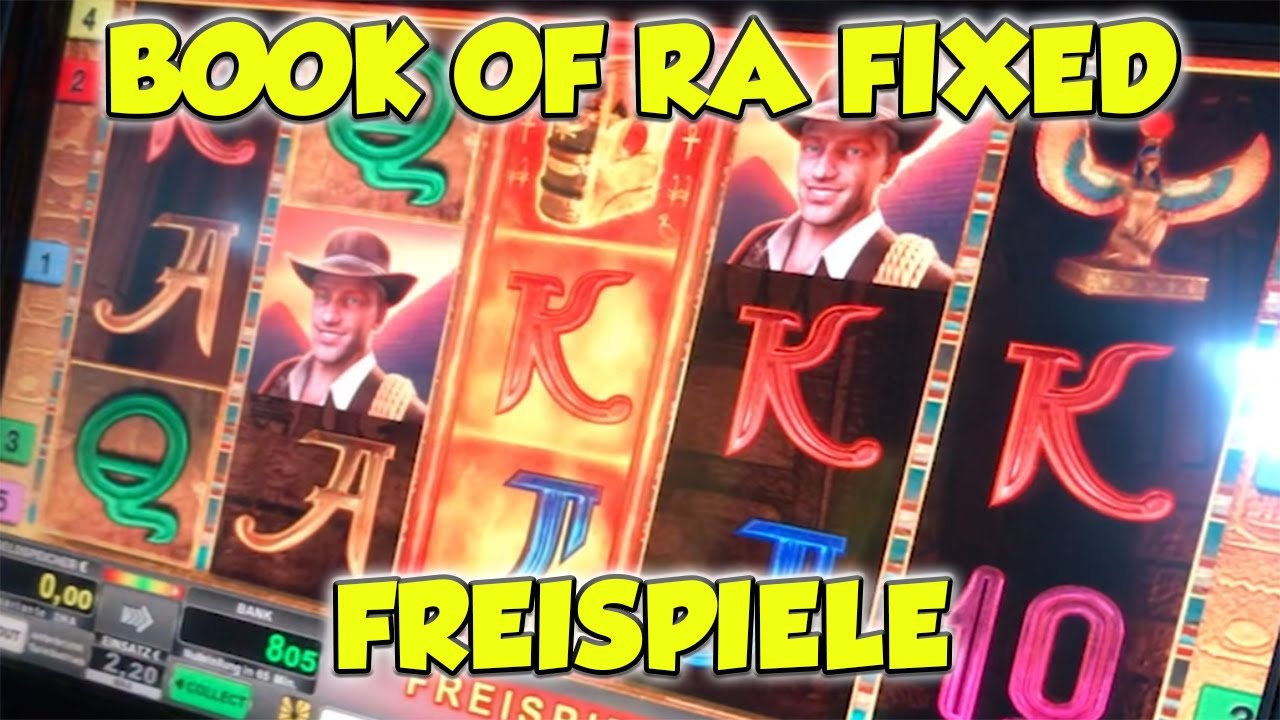 Spielothek Tricks Book Of Ra
