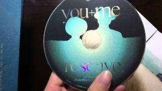 [CD Unboxing] You+Me - rose ave.
