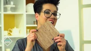 видео Оформление кухни своими руками: поделки, украшение стен, идеи декора кухни. Дизайн интерьера кухни, фото