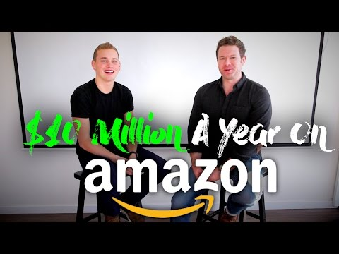 *MUST WATCH*  How to Make Money On Amazon FBA - With , Will Tjernlund & Brian Burt