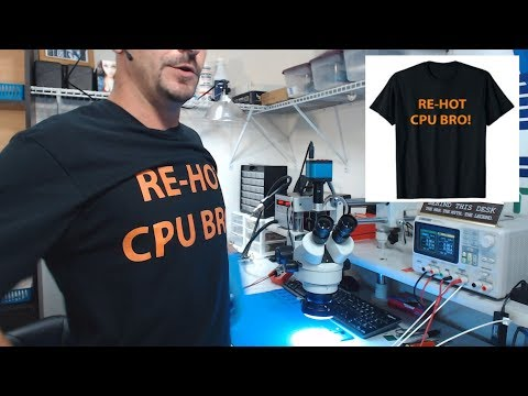 Another iPhone 7 No Power Repair (and SHIRTS!)
