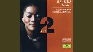Brahms: Lieder und Gesänge op.59 - 8. Dein blaues Auge hält so still