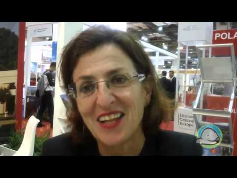 Interview with Sissi Woschnagg at ITB Asia 2015