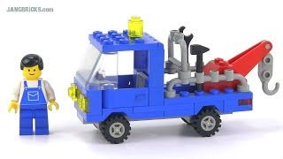 LEGO classic Town 6656 Tow Truck from 1985!