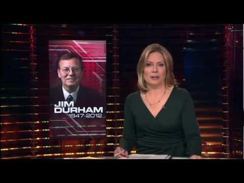 NBA on ESPN Radio play by play Jim Durham dies - SportsCenter (11-05-2012)