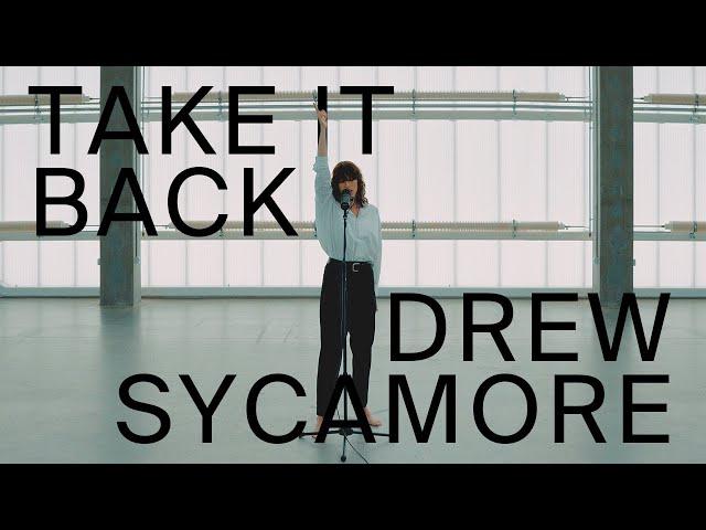 Drew Sycamore - Take It Back (Warner Live 'n' Acoustic Session)