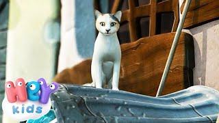 Кот усатый, озорной - Песни Для Детей .tv(Зверюшки – это наши пушистые, игривые и любящие друзья. Но не только. Каждая зверюшка имеет свою историю,..., 2016-05-17T11:22:48.000Z)