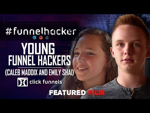 FHTV - Young Entrepreneurs Caleb Maddix and Emily Shai (ClickFunnels Featured Film)