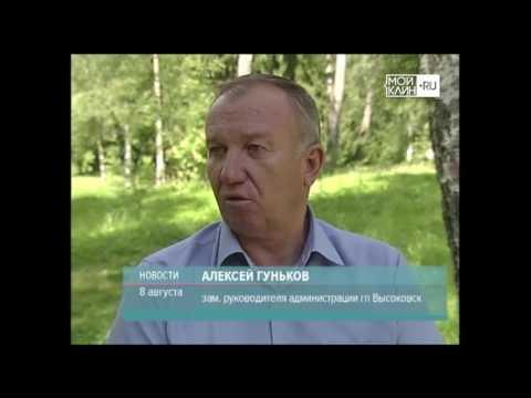 ТНТ-Поиск: Вандалы в городском парке Высоковска