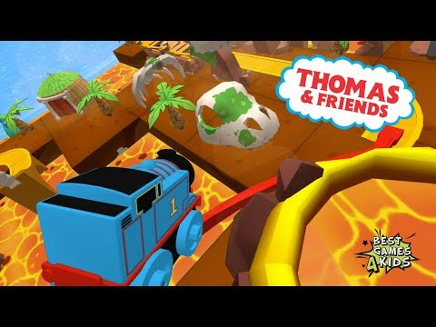 Thomas & Friends Minis 2  The Rapid River By Budge Studios