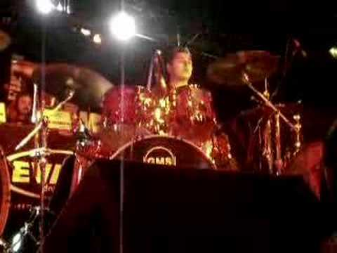 Rafe Tangorra at Drum fight V