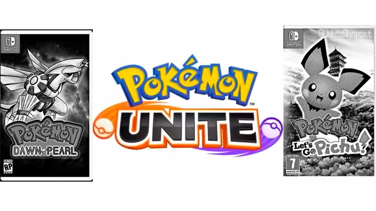 Pokemon Unite Is A Mistake 😂 - YouTube