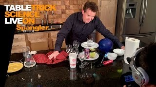 Table Trick Science