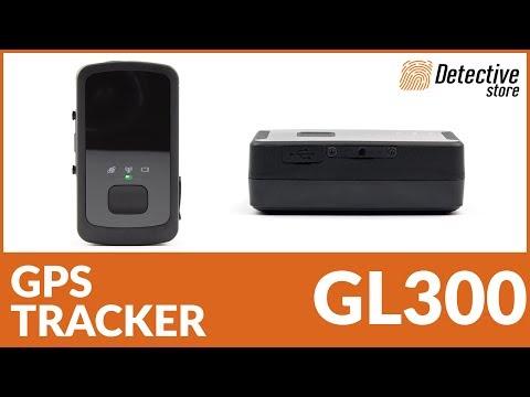 Waterproof GPS tracker - GLONASS GL300 with an accurate GPS transmitter