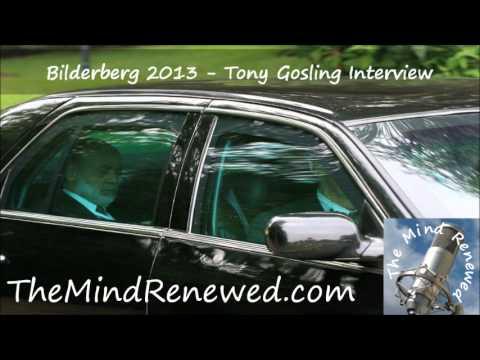 Bilderberg 2013 : Tony Gosling Interview