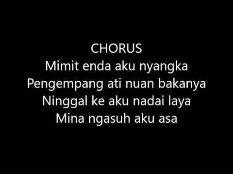 Lagu Iban baru. Lirik (PAIN) - Mista Moose Ft. Lil Skitzo