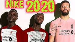 Awesome Liverpool concept NIKE kits 2020. Part 1.