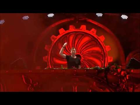 Hardwell @ Tomorrowland 2014 Drops Only