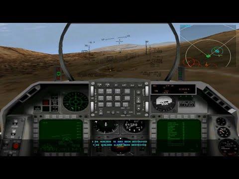 F-16 Multirole Fighter - Campaign 5 - Mission 1  