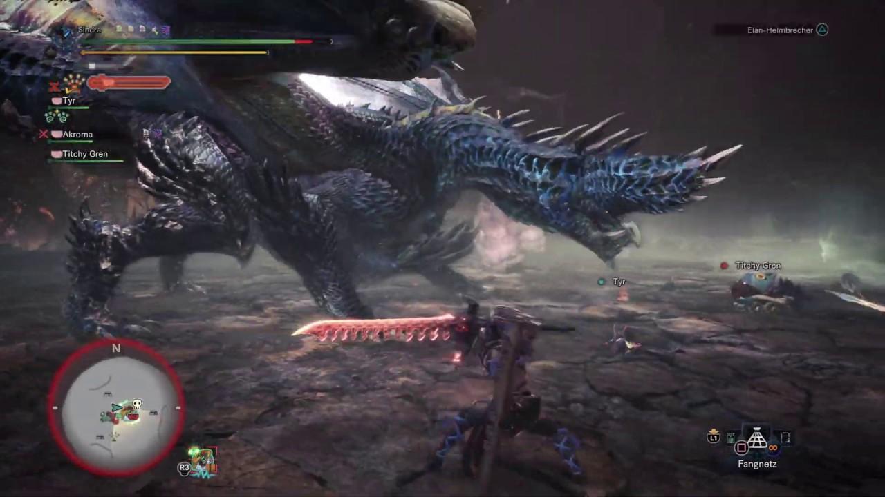 Monster Hunter World Iceborne Alatreon 2p Speedrun Update 9 21