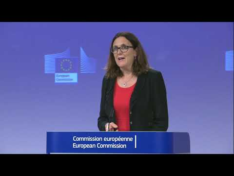 #WTO: The EU's Trade Commissioner puts forward ideas for modernising the WTO