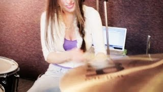 PANTERA - 5 MINUTES ALONE - DRUM COVER BY MEYTAL COHEN