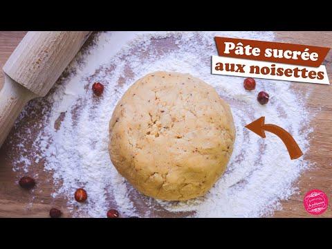 🌰-pÂte-sucrÉe-aux-noisettes---recette-pÂte-À-tarte-🌰