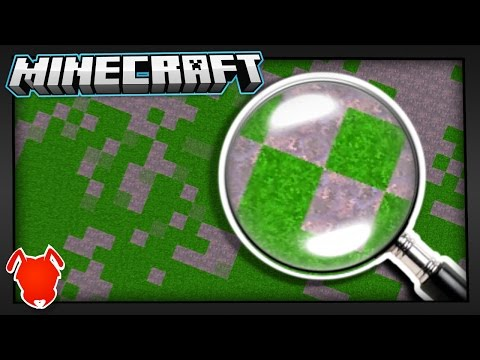 THE MINECRAFT WAR of GRASS & MYCELIUM!