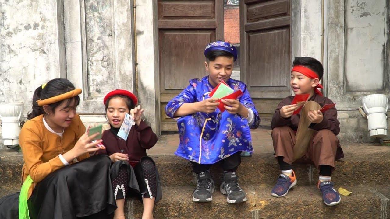 Truyện Phú Ông – Lì Xì May Mắn Đầu Năm Mới – Tập 4 – MN Toys   Tổng quát những kiến thức liên quan lì xì may mắn chuẩn nhất