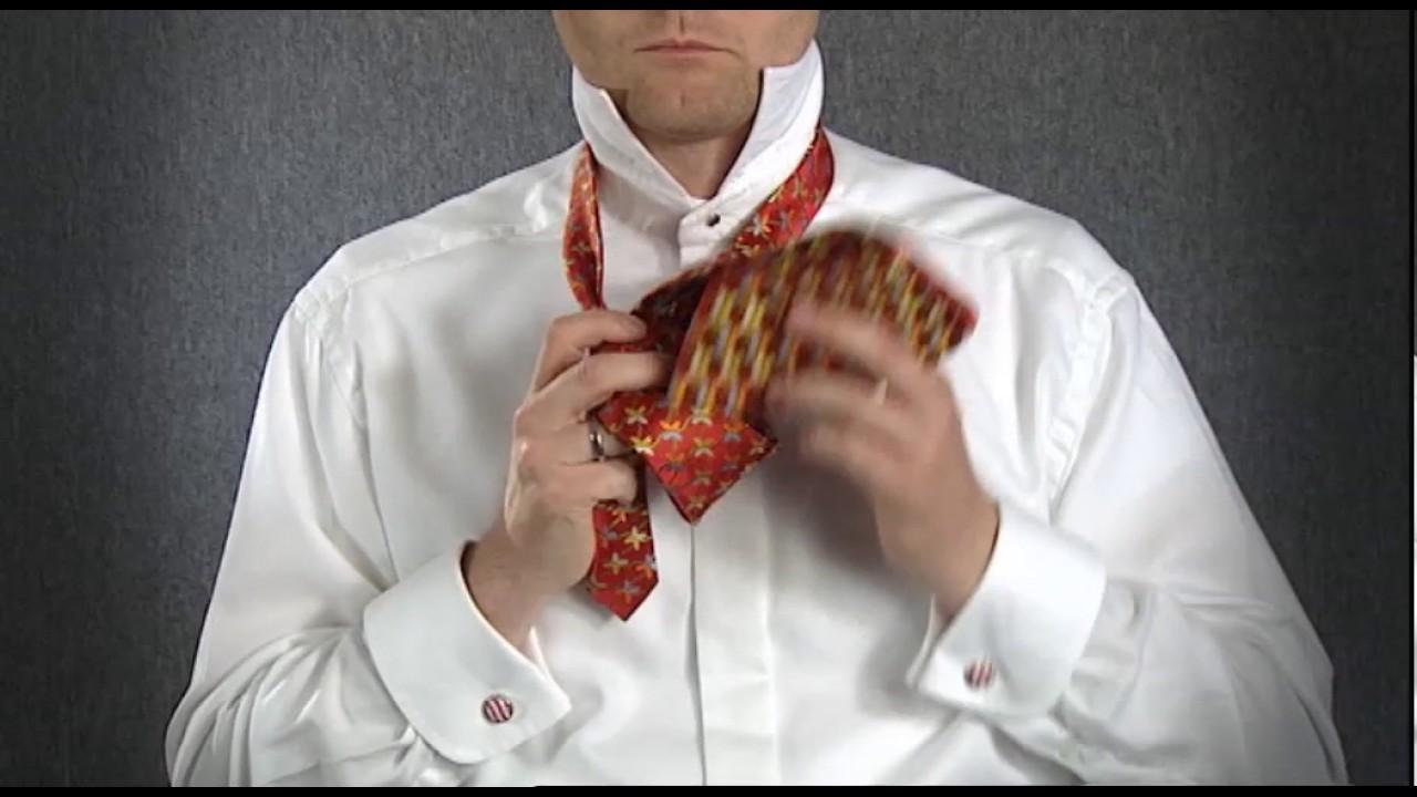 Wie bindet man einen Windsor-Knoten - Tipps zum Krawattenkauf